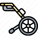measuring, wheel, accuracy, distance, survey