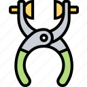 pliers, hose, clamp, mechanic, tool