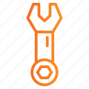 edit, garage, home, repair, tools, wrench icon