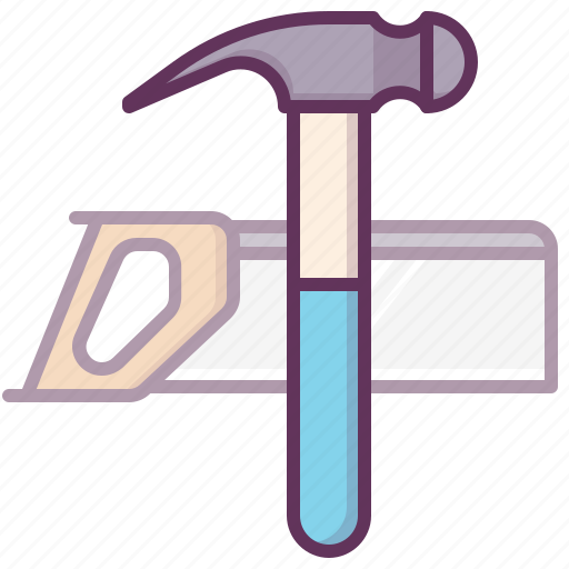 building, construction, construction tools, hand tool, repair, tools, work icon