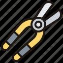 construction, maintenance, repair, scissor, tool