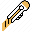 blade, cutter, sharp, stationery, tool