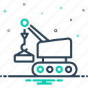 construction, crane, hydraulic, lifting, machine, pneumatic, vehicle