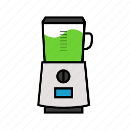 blender, consumer electronics, cook, cooking, kitchen icon