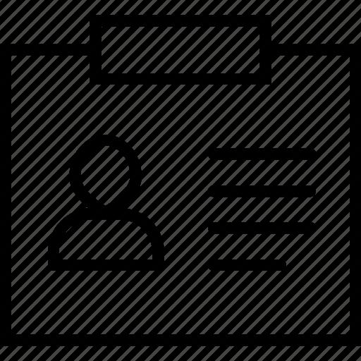 account, address, details, name, profile icon