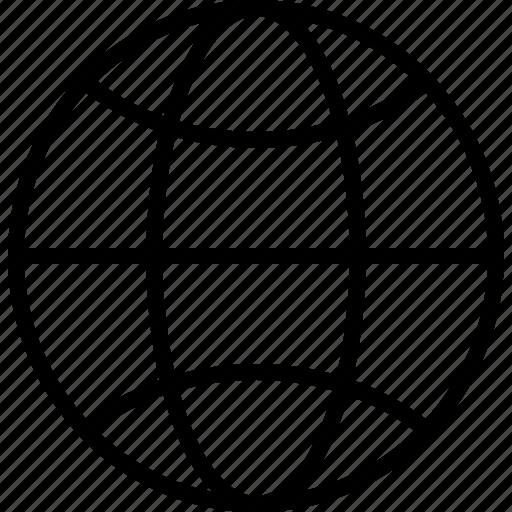 globe, internet, net, network, web icon