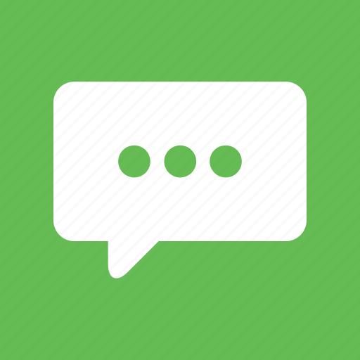 bubble, chat, communication, connection, letter, message, talk icon