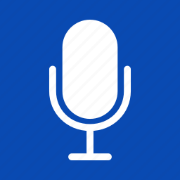audio, communication, media, microphone, preferences, record, sound control icon