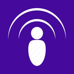 antenna, news, pod cast, podcast, radio, signal, technology icon