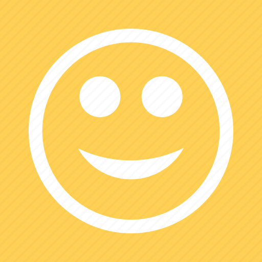 emoticon, emotion, face, funny, happy, smile, smiley icon