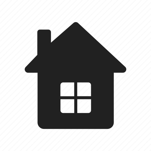 black, building, contact, estate, home, homepage, house, vector icon
