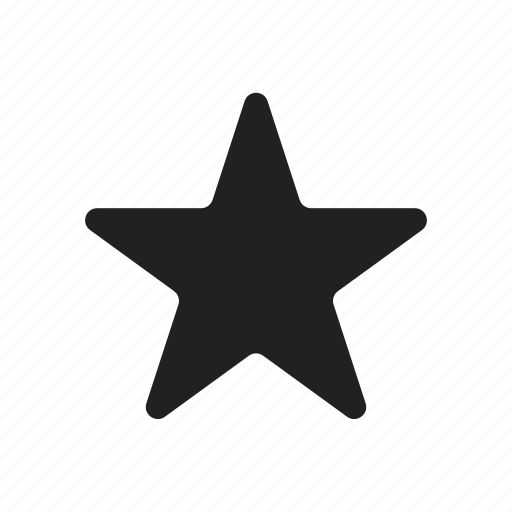 app, application, black, bookmark, contact, favorite, smart phone, star, vector icon