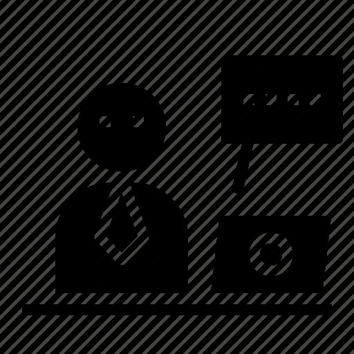 chat, communication, communications, conversation, live icon