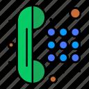 communication, dial, pad, phone, telephone