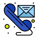 email, message, phone, send, telephone