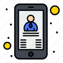 boss, contact, phone, user