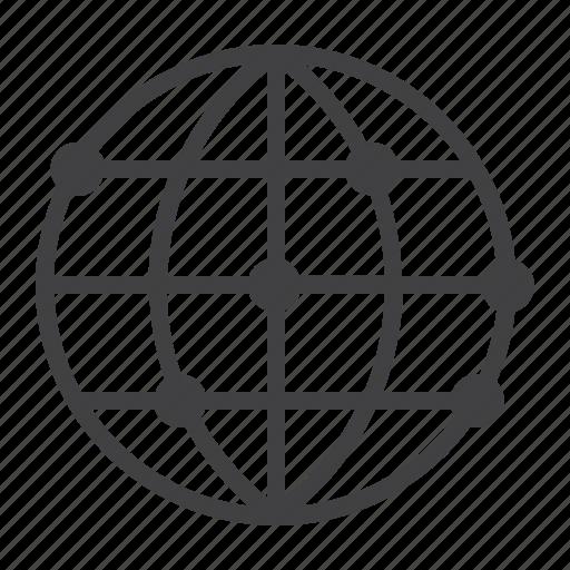 earth, globe, international, map, world, worldwide icon