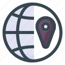world, location, map, pin, navigation, gps, direction