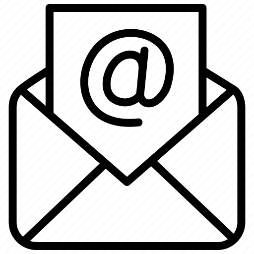 Contact, email, mail, letter, message, communication icon - Download on Iconfinder