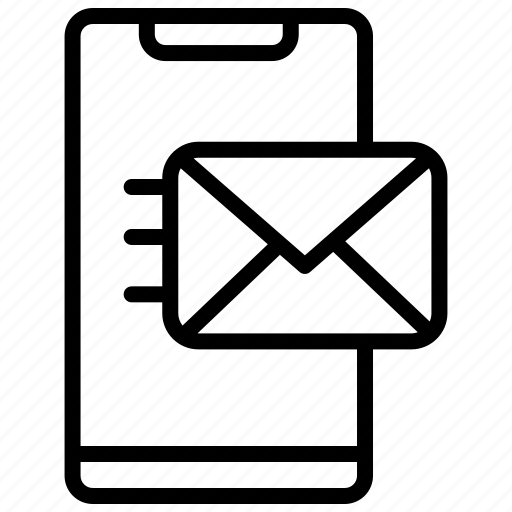 Contact, sending, mail, email, communication, chat, message icon - Download on Iconfinder