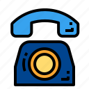 call, contactus, telephone icon