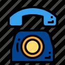 call, contactus, telephone icon