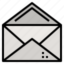 contactus, email icon