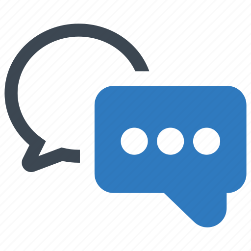 chat, chatting, text icon