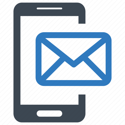 email, inbox, message, sms icon