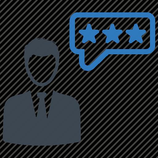 customer satisfaction, feedback, review icon