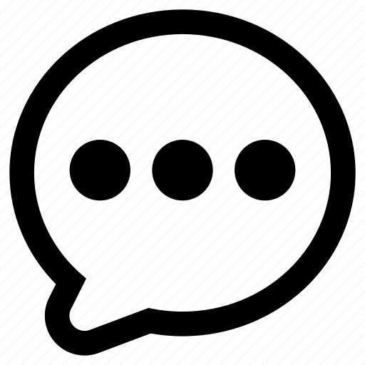 chat, comment, speech bubble icon