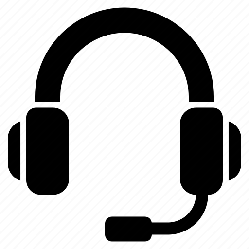 call center, contact us, headphones icon