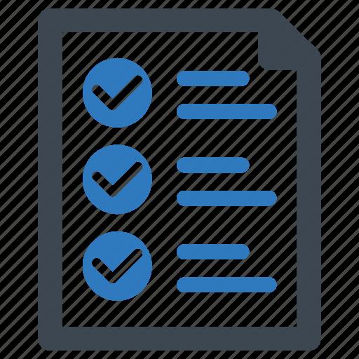 check mark, feedback, inquiry form icon