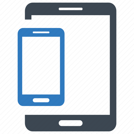 Device, smartphone, tablet icon
