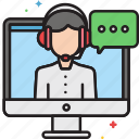 chat, communication, live, message