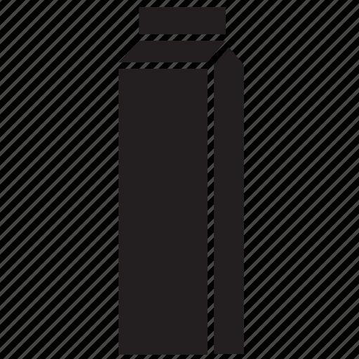 brik, drink, milk, pack, pak, tetra, tetrabrik icon