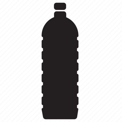 beverage, bottle, container, drink, packaging, plastic, water icon