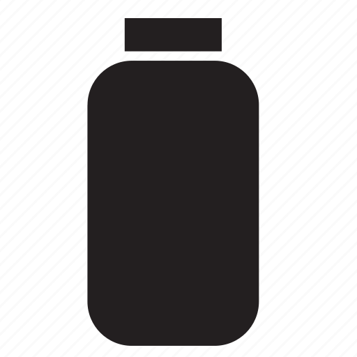 can, container, jar, packaging, receptacle, tin icon