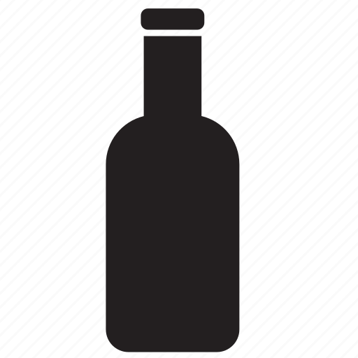 beverage, bottle, container, drink, glass, packaging icon