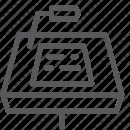 content, counter, microphone, note, podium, present, speech icon