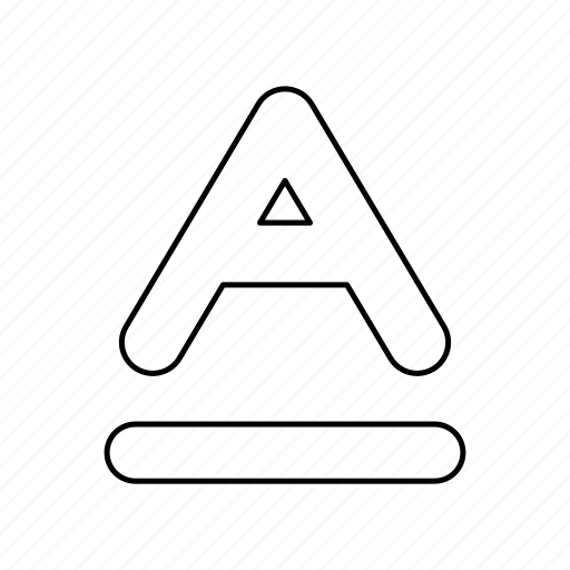 align, content, format, text icon