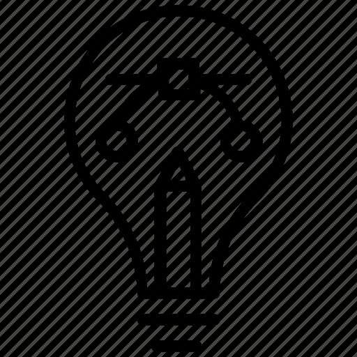 Web Design Icon Black