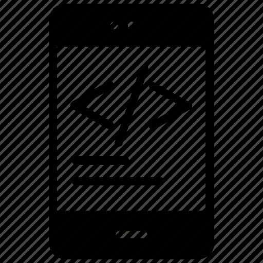 android app, app development, iphone app, mobile application, smartphone app icon