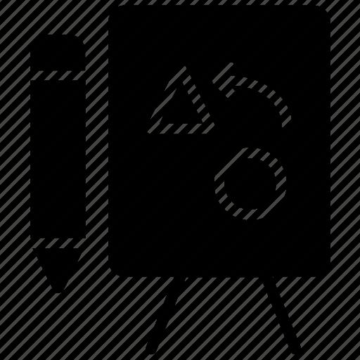 design project, graphic design, graphics, product design, project management icon