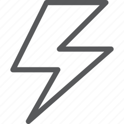 content, edition, electricity, energy, flashlight, lightning, storm icon