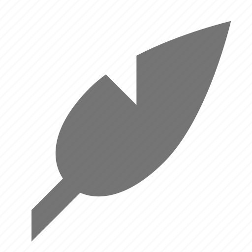 feather, quill icon