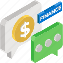 business blogging, business chat, finance blog, financial conversation, financial negotiation