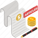 article payment, content cost, content payment, paid article, paid for articles