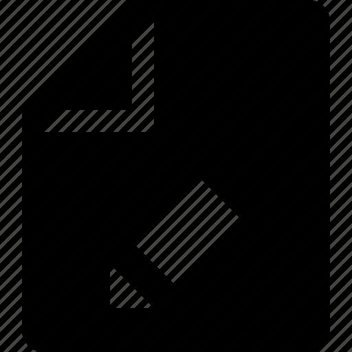 edit, file, modify, paper, pen, pencil, sheet, text, write icon