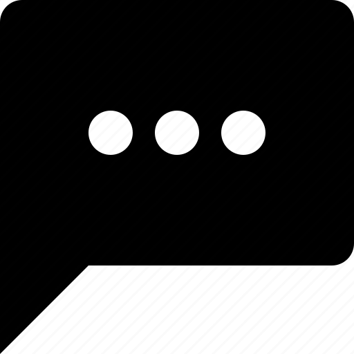 bubble, chat, comment, message, speech icon